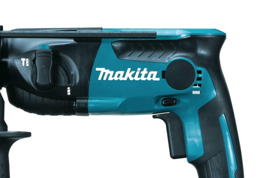 Martelete Rotativo Makita a Bateria DHR165Z (sem bateria e carregador)