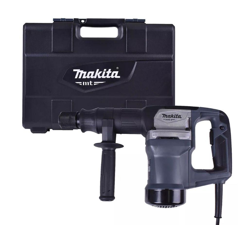 Martelo Demolidor Makita 05Kg 900w M8600G (encaixe sextavado 17mm) com maleta