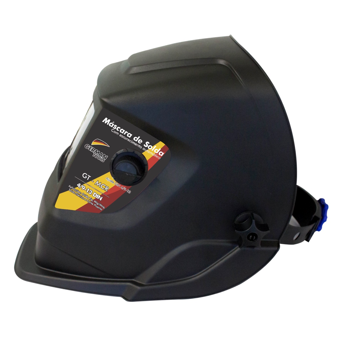 Máscara Auto Escurecimento GermanTools GT-MCR