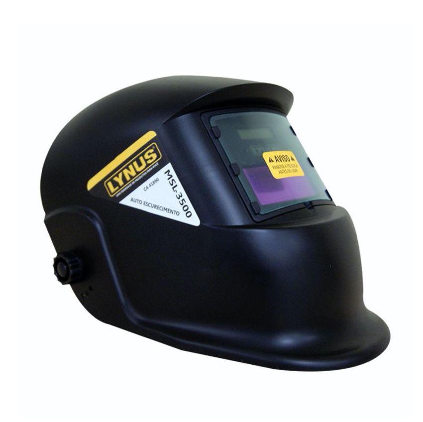 Mascara Auto Escurecimento LYNUS MSL-3500