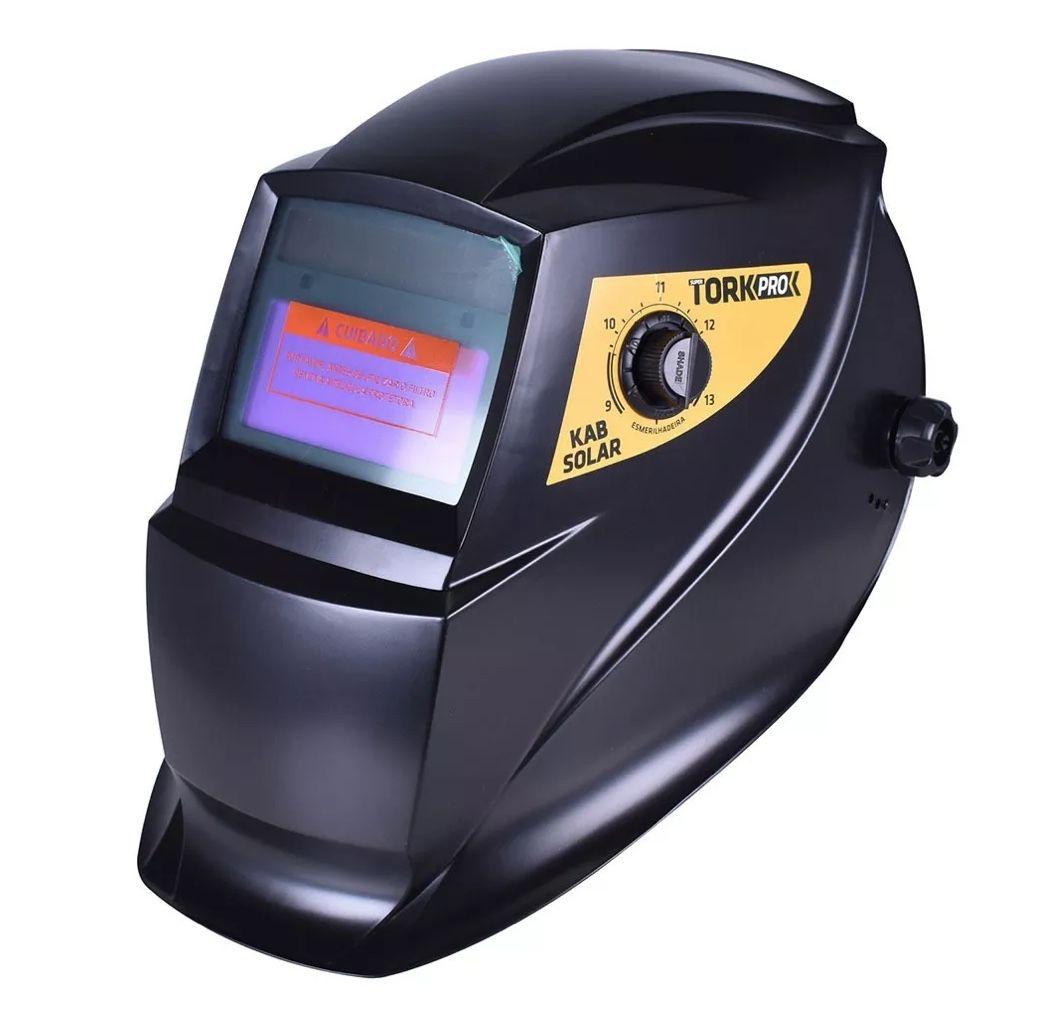 Máscara Auto Escurecimento SuperTork Kab Solar MSEA-901