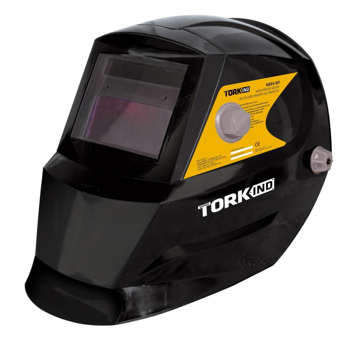 Máscara Auto Escurecimento SuperTork MSEA-801