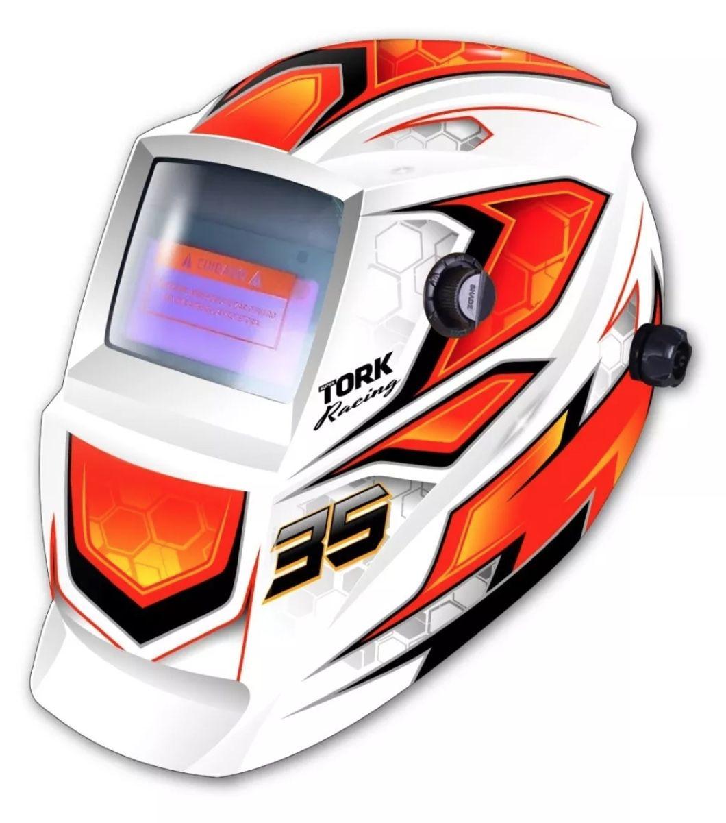 Máscara Auto Escurecimento SuperTork MTR 9035 Tork Racing 35