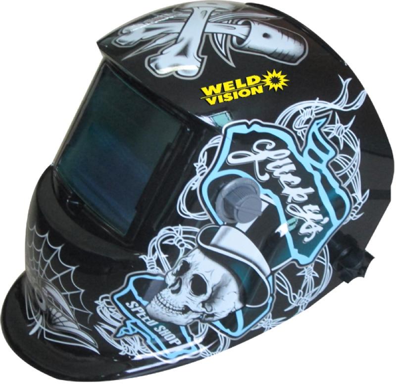 Máscara Auto Escurecimento WeldVision Luckys