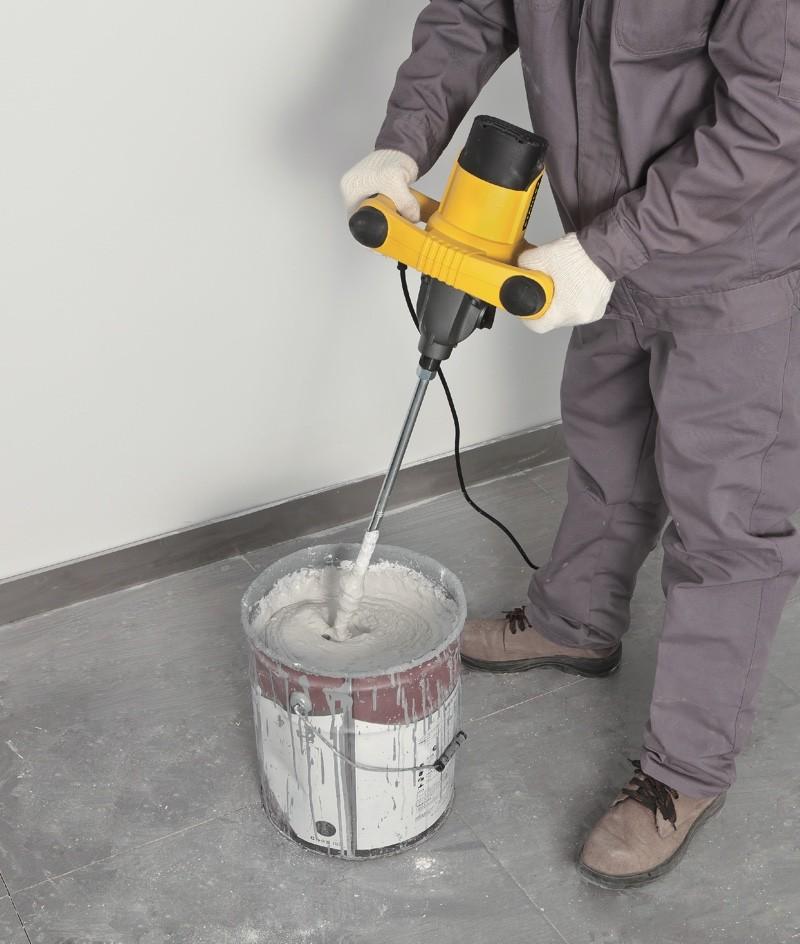 Misturador Elétrico de Argamassa e Tintas Stanley 1400w SDR1400