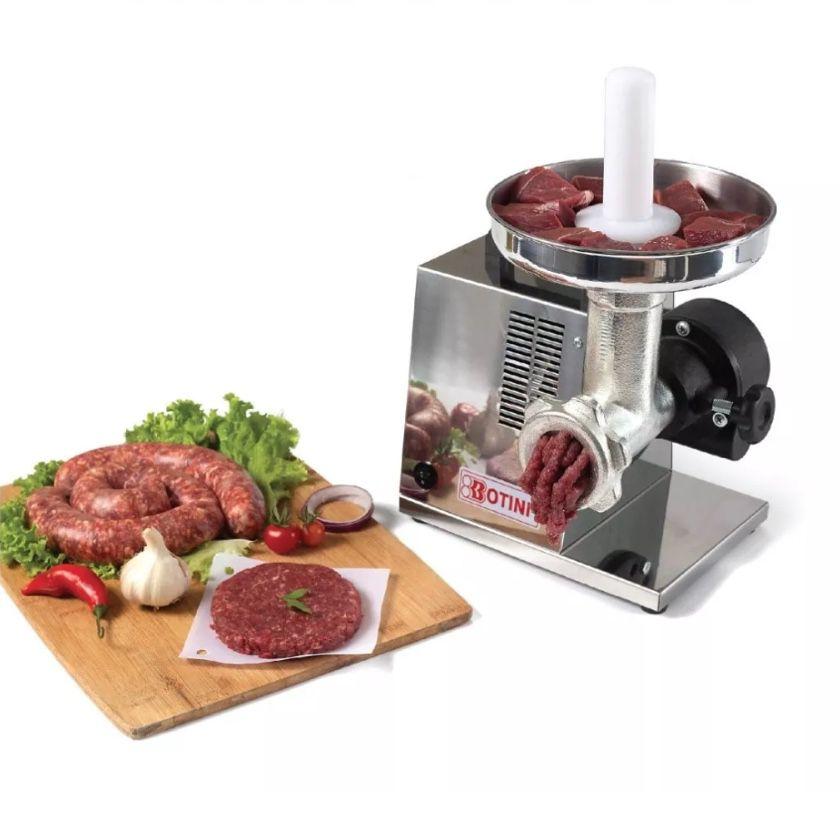 Moedor Carnes e Extrusor Massas Gourmet Botini B05 (bivolt)