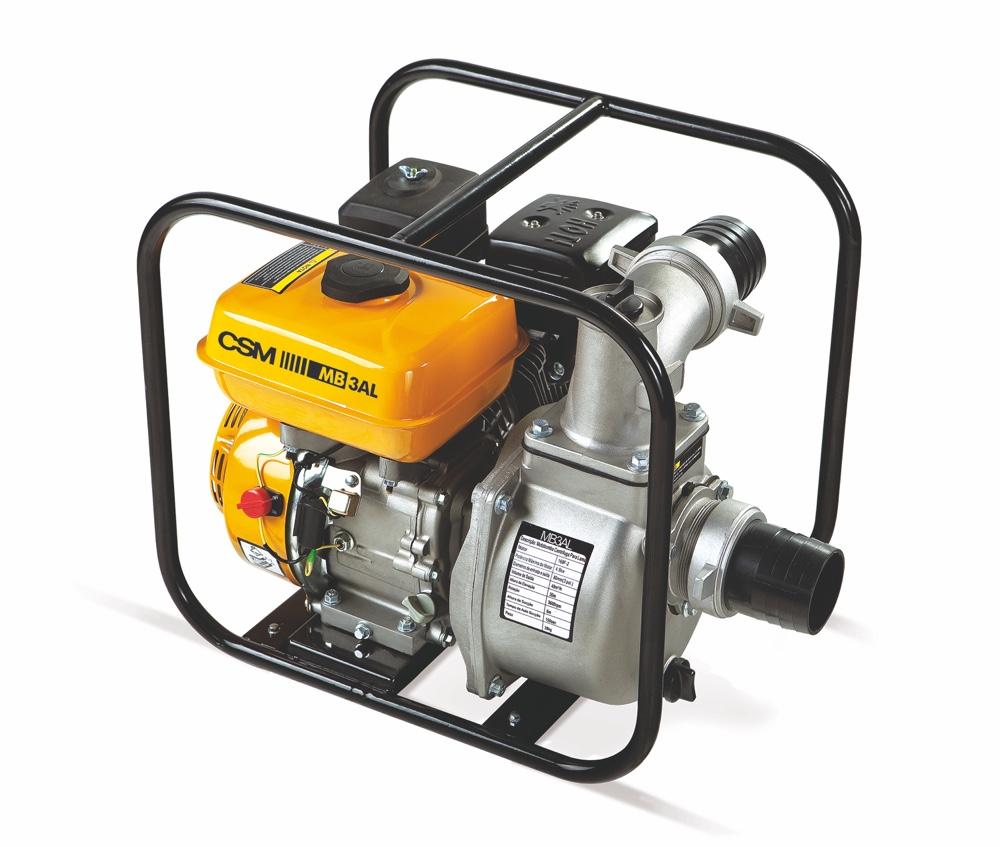 Motobomba CSM AutoEscorvante MB2AL 5.5HP Gasolina (Água Limpa)