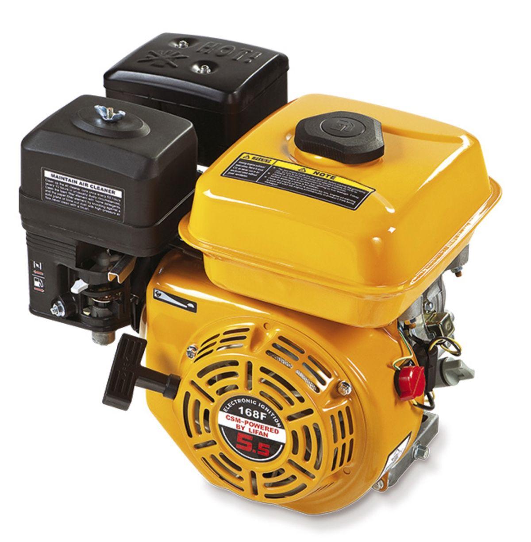 Motor Estacionário CSM LIFAN 168F 5.5HP 4T Gasolina