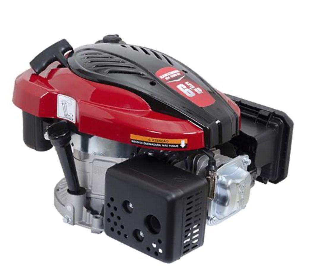 Motor Estacionário Eixo Curto Vertical Kawashima 4T GV 650-M 6.5 HP
