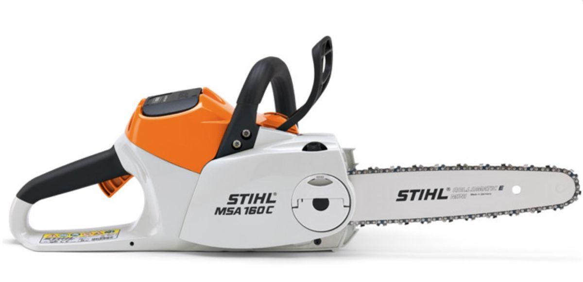 Motosserra à bateria STIHL MSA 160 C-BQ
