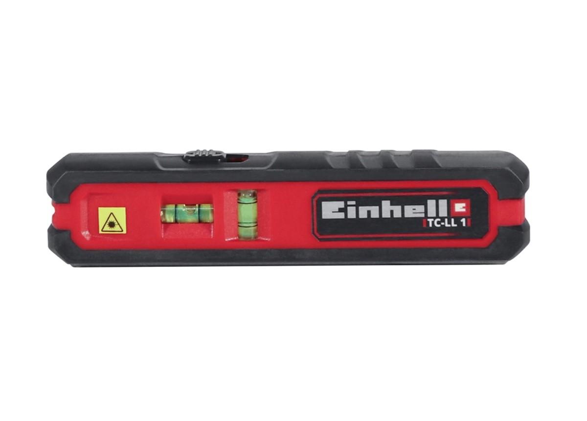 Nivel a Laser EINHELL Magnetico Bolha TC-LL 1