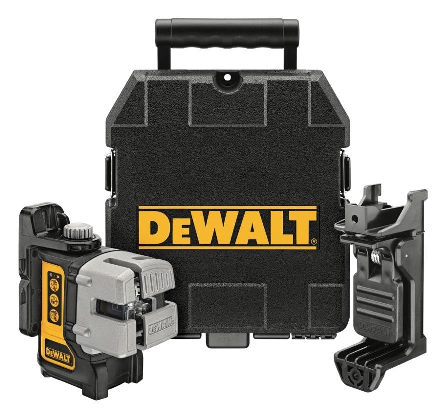 Nível à Laser Dewalt DW089K
