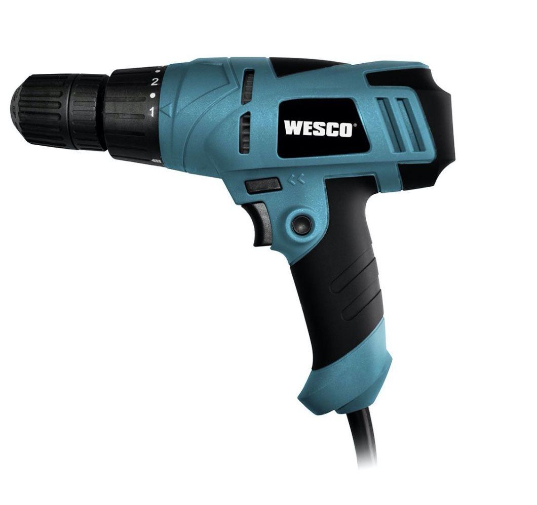 """Parafusadeira Eletrica Wesco 3/8"""" 10mm 300w WS3231"""