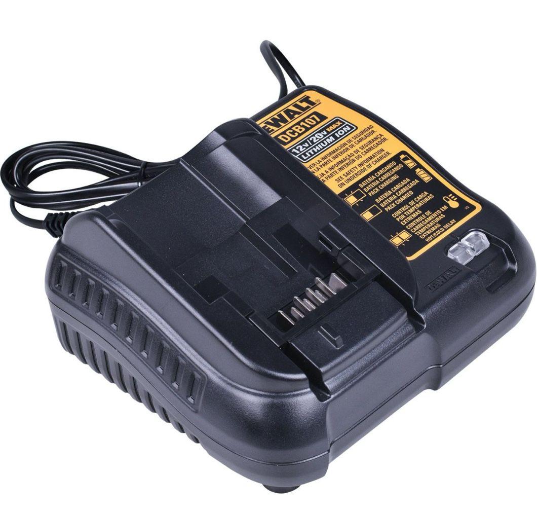 """Parafusadeira / Furadeira Dewalt 3/8"""" DCD710D2 + 02 Baterias 12V + Carregador Bivolt +bolsa"""