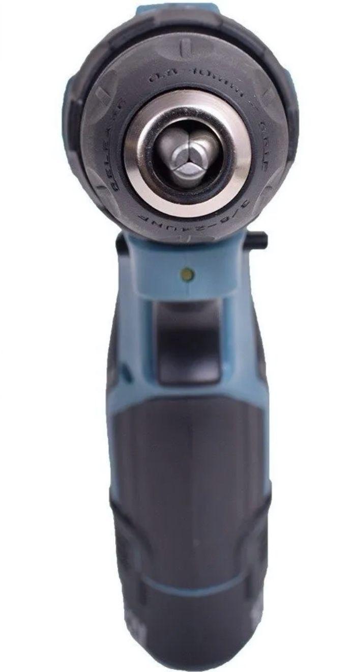 """Parafusadeira / Furadeira Wesco 3/8"""" 10mm 12v WS2532 + carregador bivolt"""