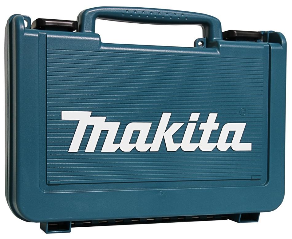 Parafusadeira Impacto Makita 12v TD090DWE com 02 baterias + carregador + coldre e maleta
