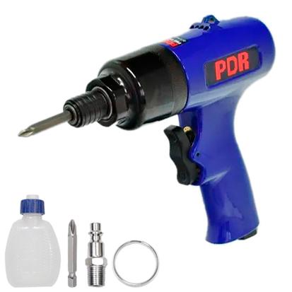 Parafusadeira Pneumatica PDR PRO-812 Impacto Tipo Pistola Torque 12 Kgfm 9.000 rpm 1/4