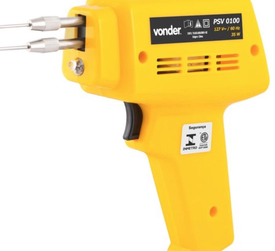 Pistola para Solda Vonder PSV0100