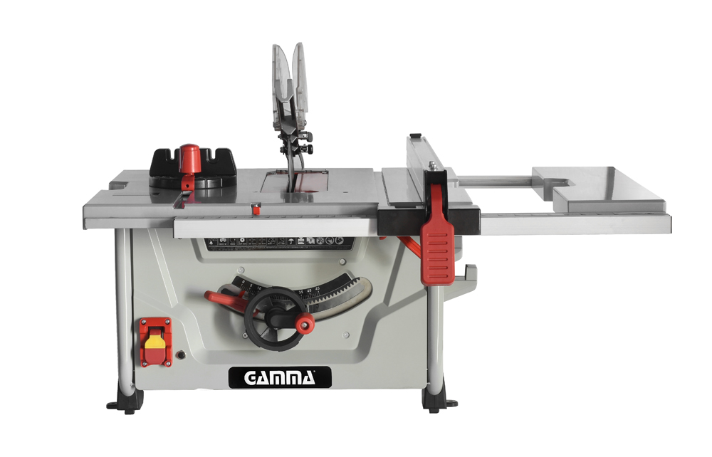 "Serra Circular Bancada Gamma 10"" G687"