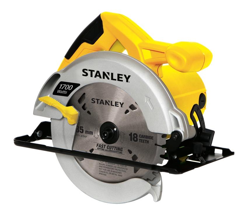 Serra Circular Stanley 7.1/4