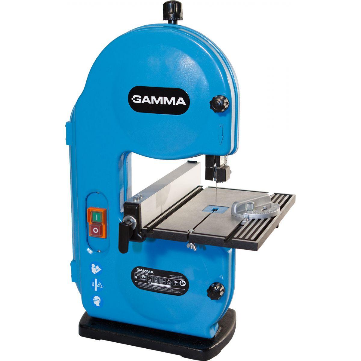 Serra Fita Bancada Gamma G121