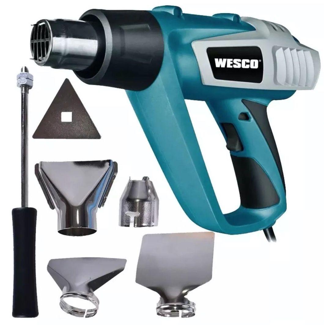 Soprador Termico WESCO 1800w WS6427