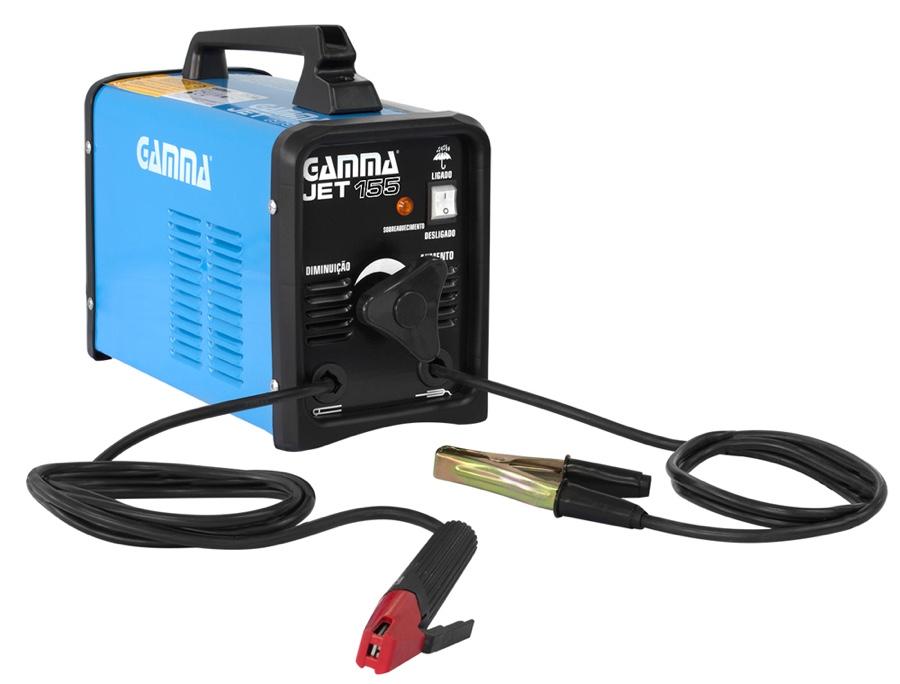 Solda Elétrica Gamma JET155 3465GBR1