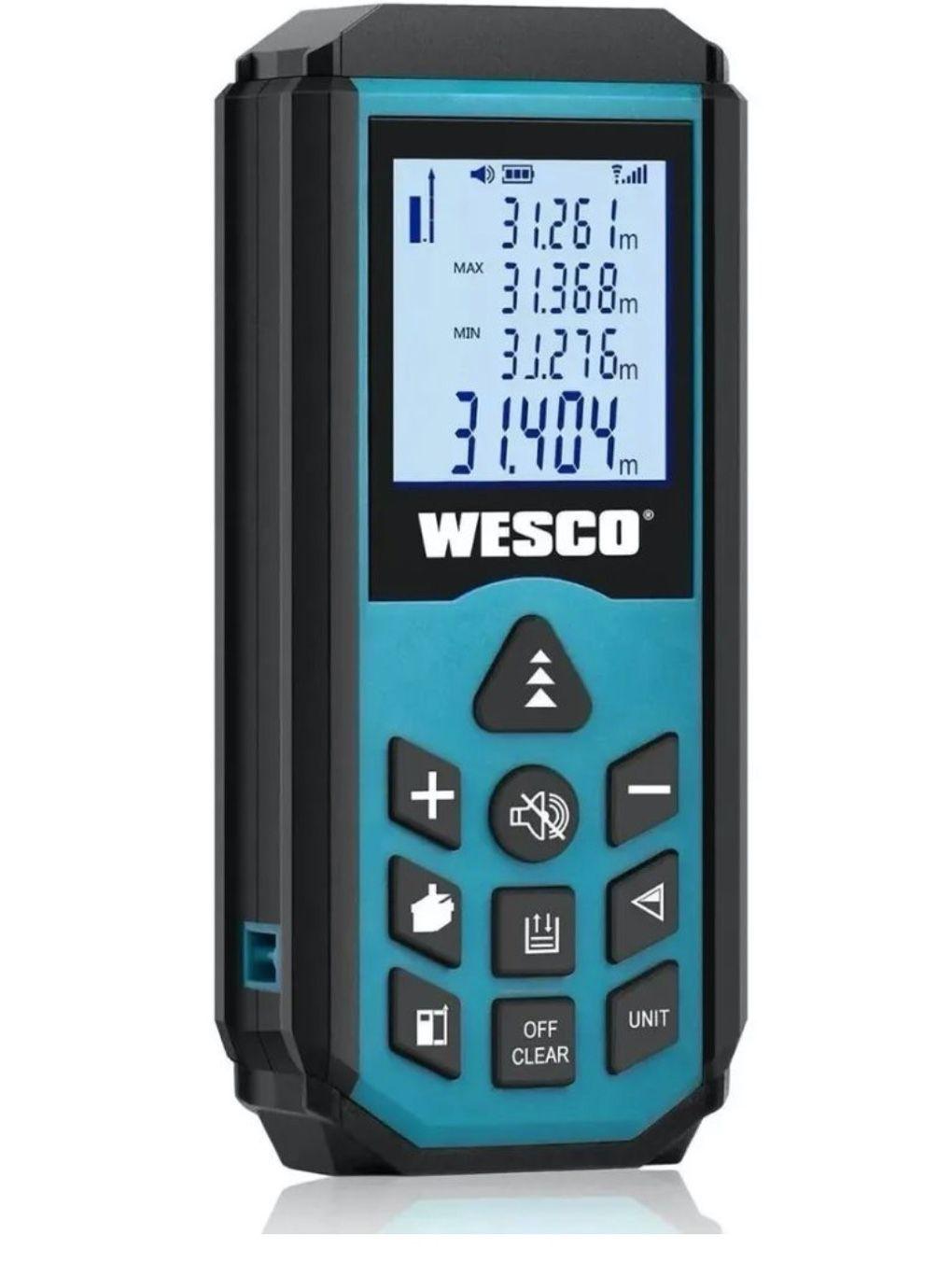 Trena a Laser WESCO 40 mt WS8910