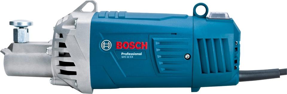 Vibrador de Concreto Elétrico Bosch 2.200w GVC22EX