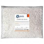 Cloreto de Cálcio Escamas Embalagem de 25 Kg