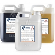 Kit - Ácido Sulfônico 90% 5000 ml + Amida 60% 5000 ml + Lauril 5000 ml