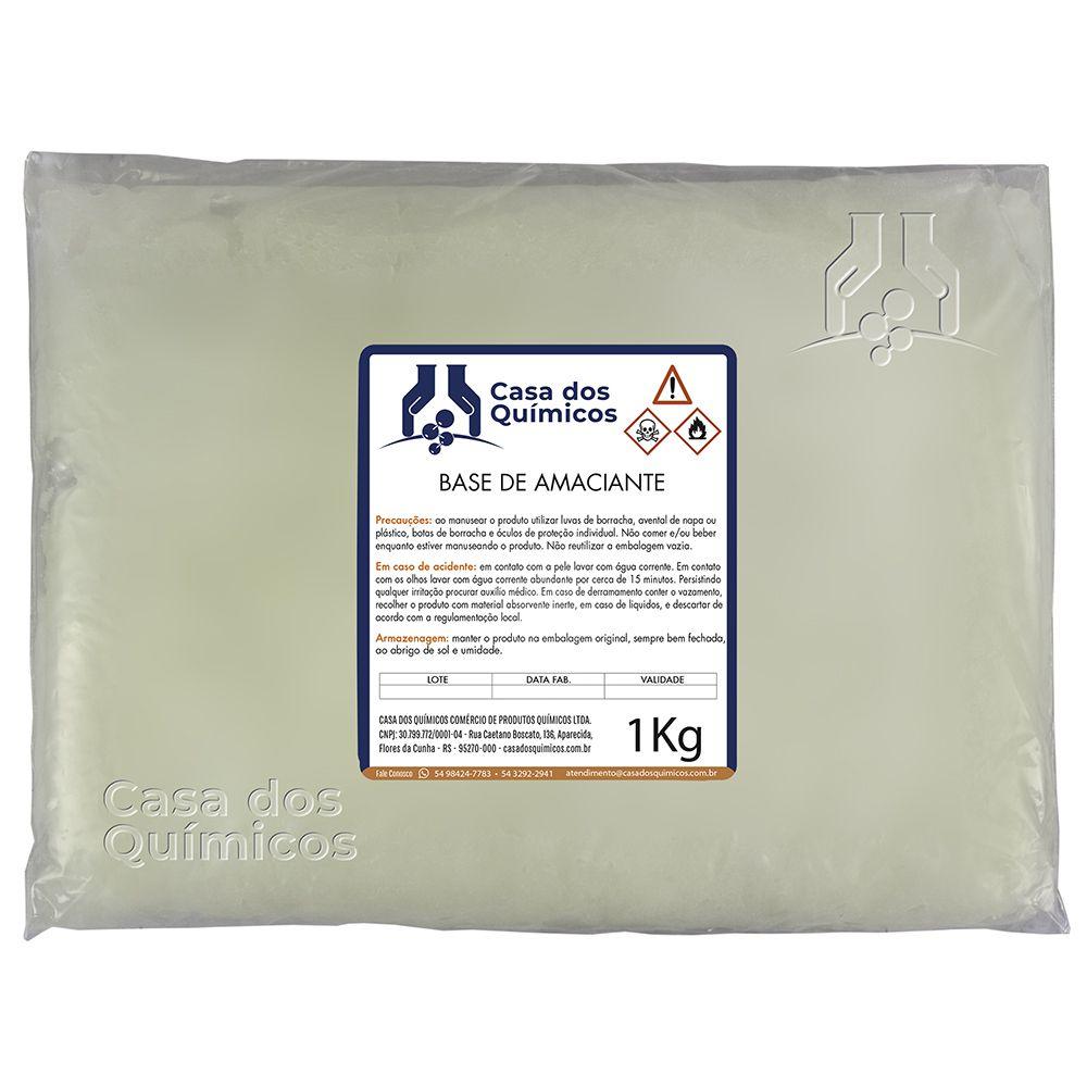 Base para Amaciante 3 Kg  - Casa dos Químicos