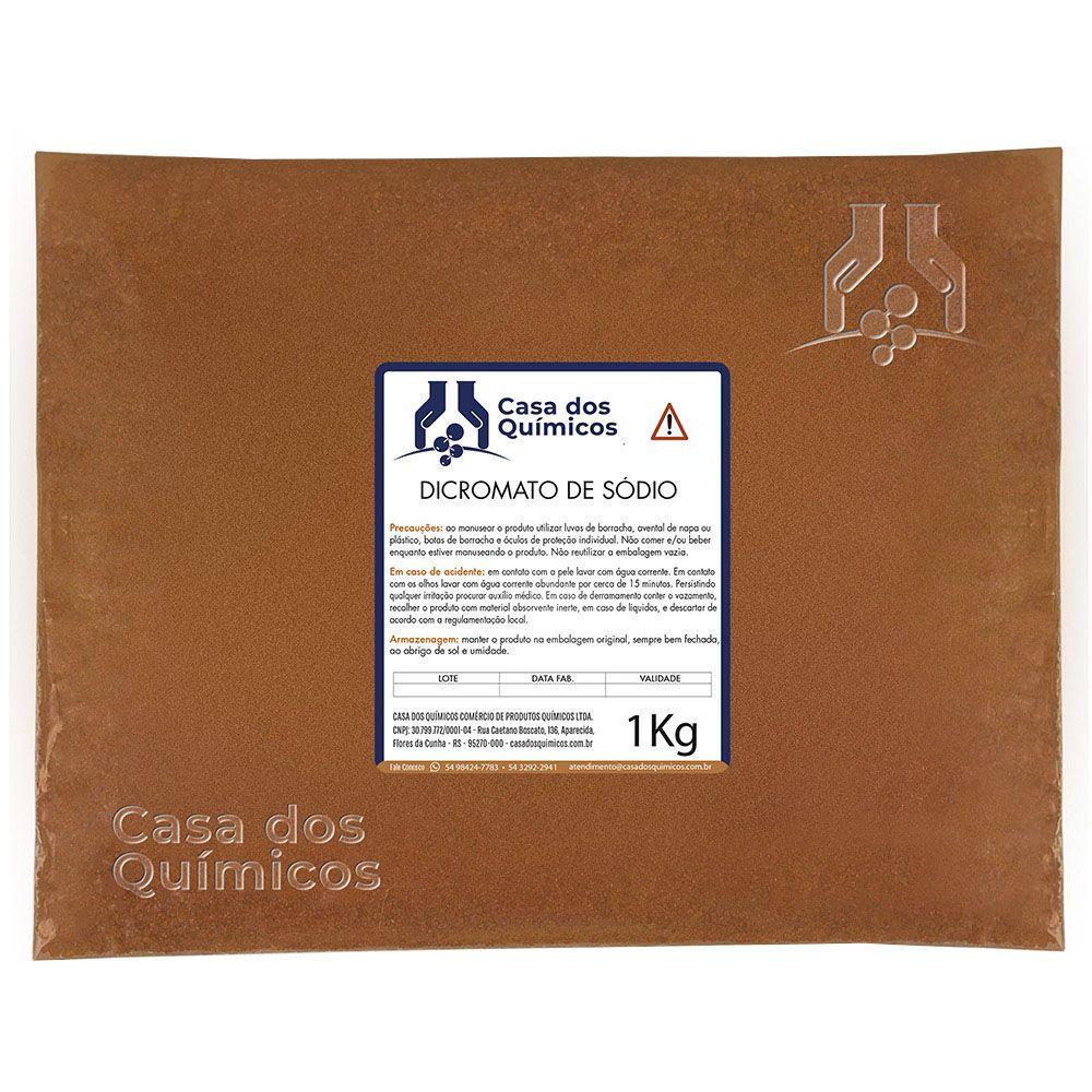 Kit Tratamento de Madeira - Dicromato 5 Kgs + Cobre 5 Kgs + Bórico 5 Kgs  - Casa dos Químicos
