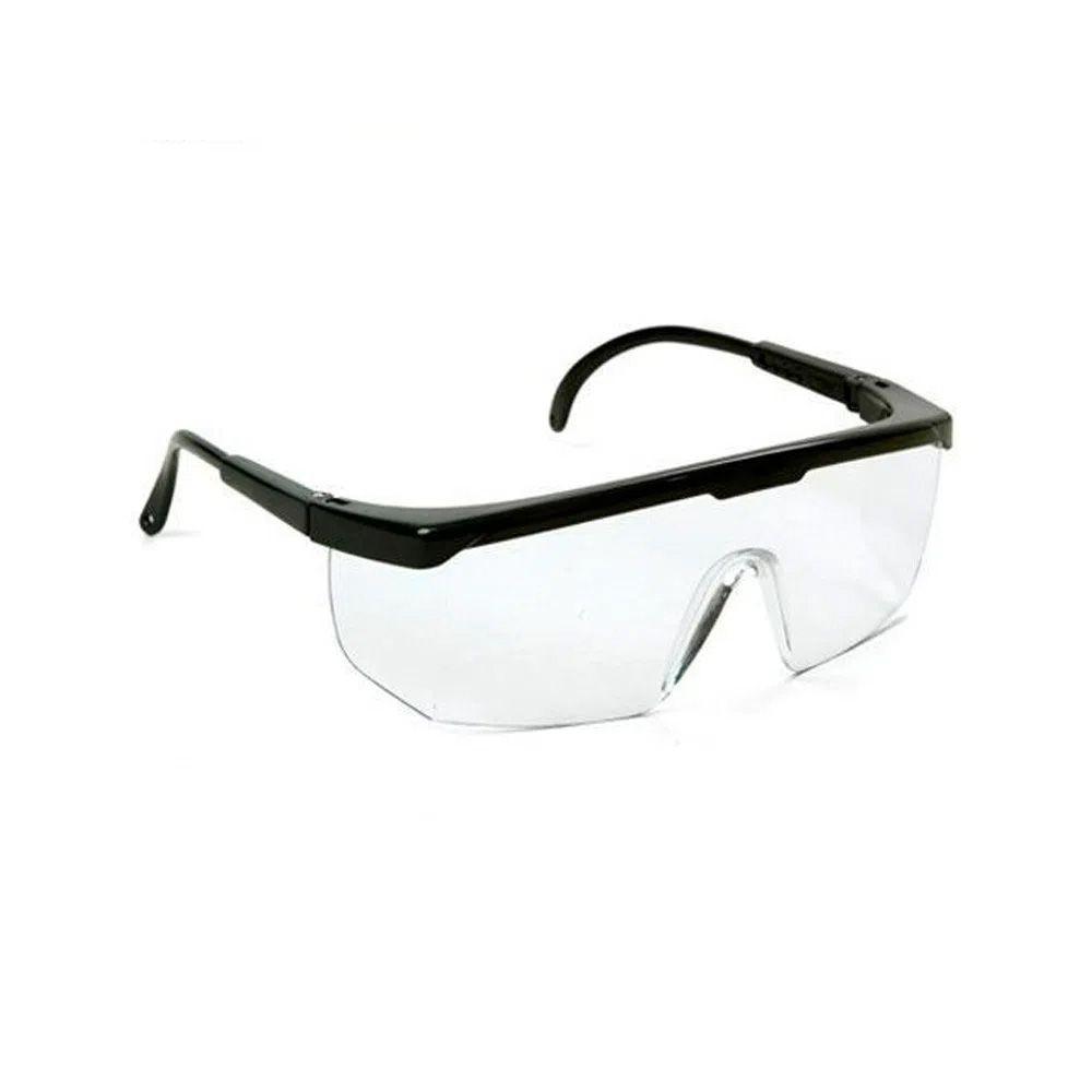 Óculos de Proteção Spectra S2000 Lente Incolor Carbografite CA 6136  - Casa dos Químicos