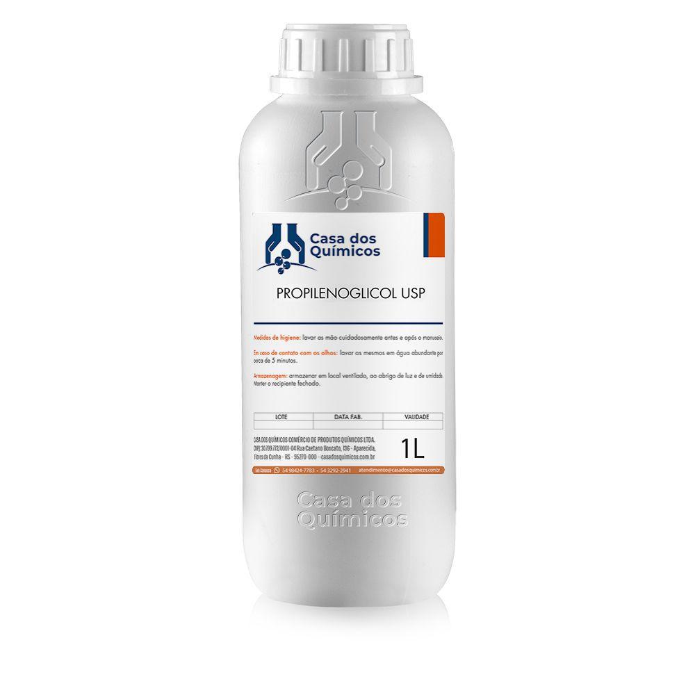 Propilenoglicol USP 1000 ml  - Casa dos Químicos