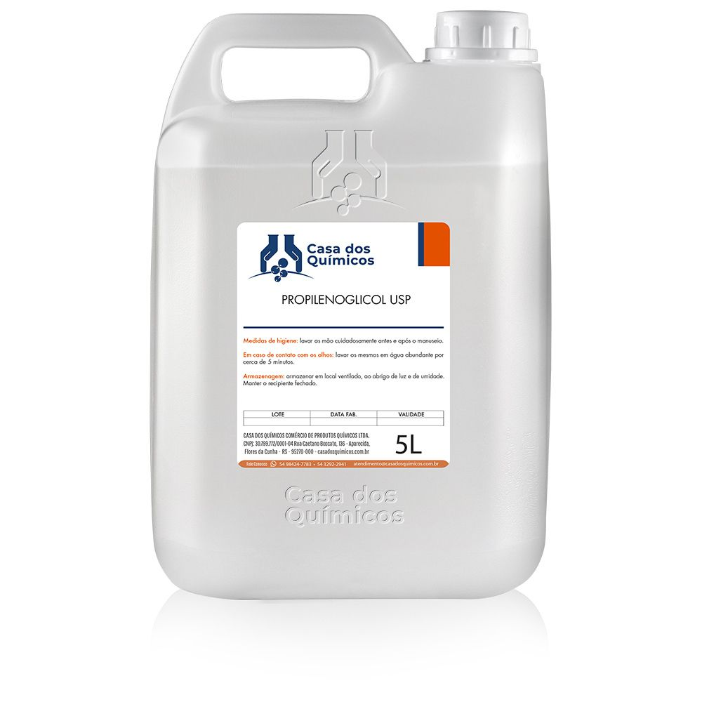 Propilenoglicol USP 5000 ml