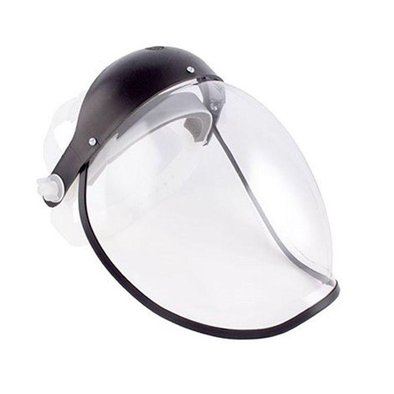Protetor Facial Silominas Anatômico Cristal Sem Catraca CA 26335 / 2207