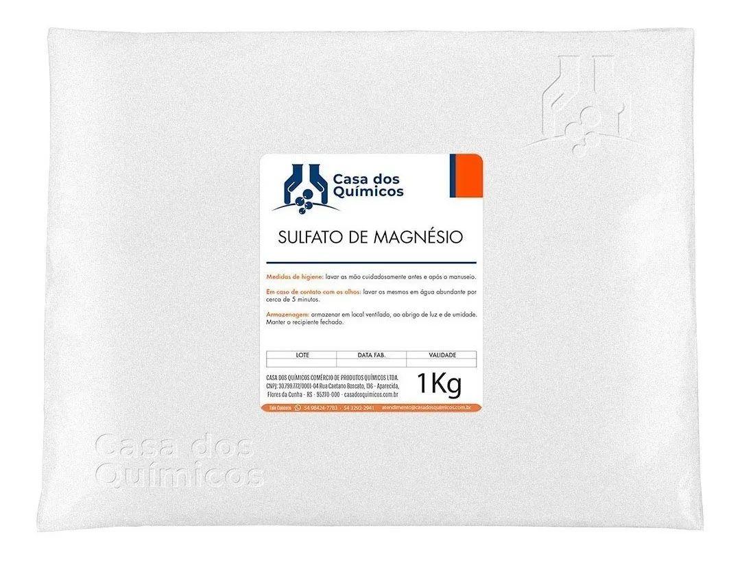 Sulfato de Magnésio 1 Kg