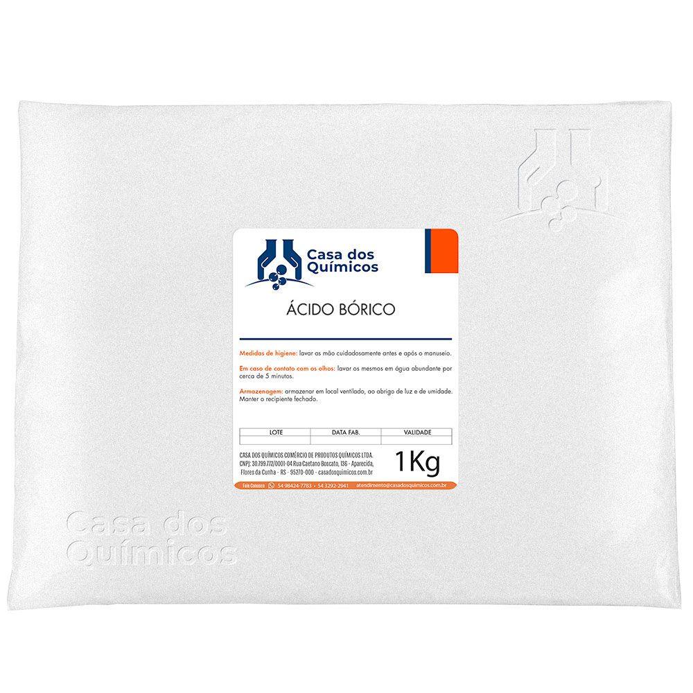 Vitamina C - Ácido Ascórbico 1 Kg  - Casa dos Químicos