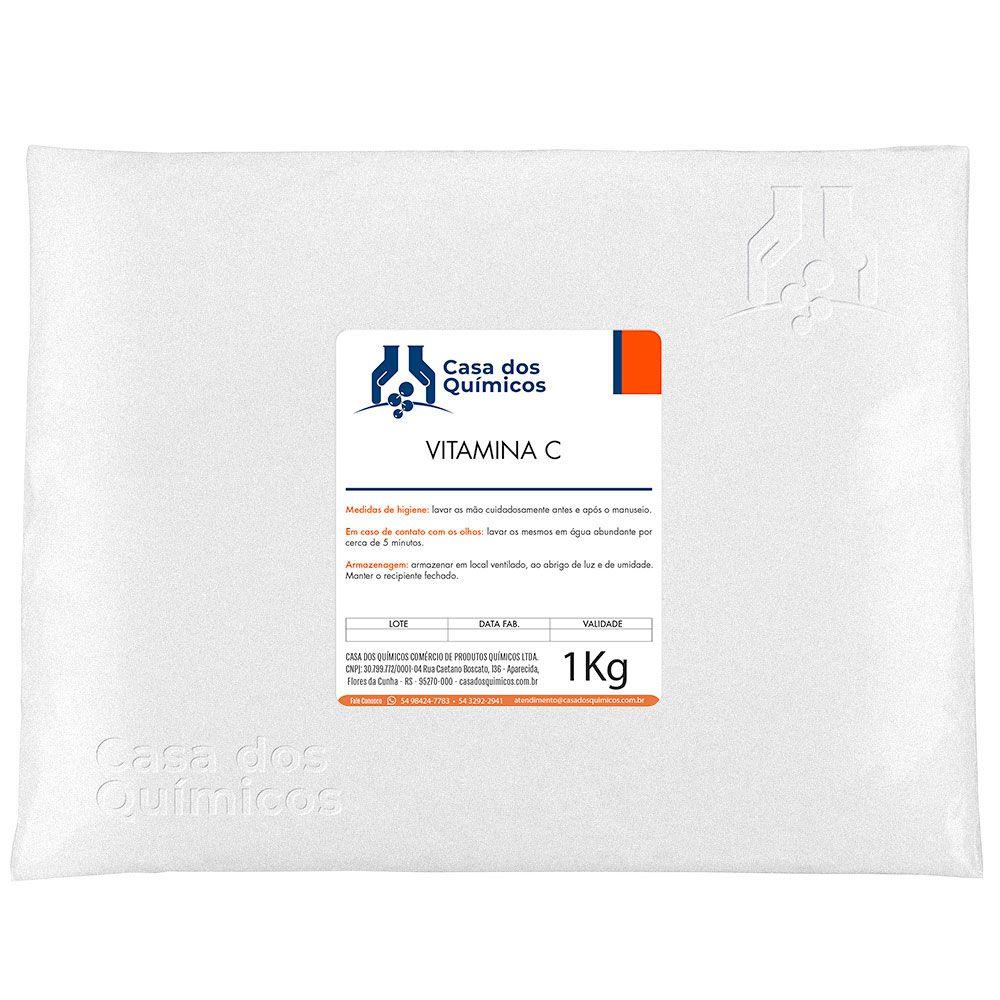 Vitamina C - Ácido Ascórbico 1 Kg