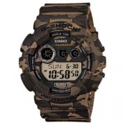 Relógio Casio Masculino Casio G-Shock GD-120CM-5DR