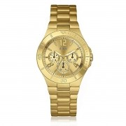 Relógio Guess Analógico 92348LPGSDA2 Dourado
