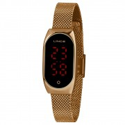Relógio Lince Feminino LDR4641L PXRX