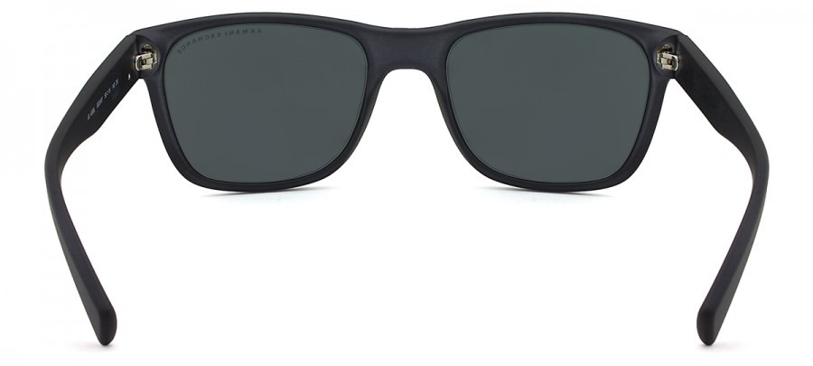 Armani Exchange AX4008L - Preto Fosco - 8020/81 56 - 19 140 3P