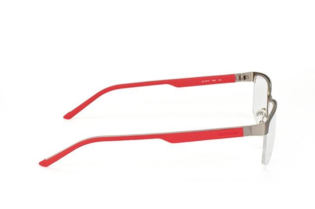 Carrera CA8817 - Prata / Vermelho - PMZ 56 - 17 140