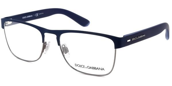 DOLCE & GABBANA  DG1270 - Azul/Prata - 1263 54-18 145