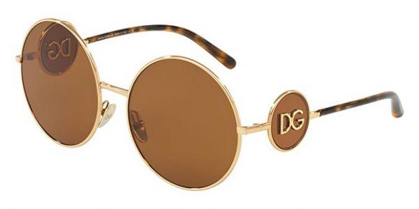 Dolce & Gabbana DG2205 - 02/73  59-18 140 3N