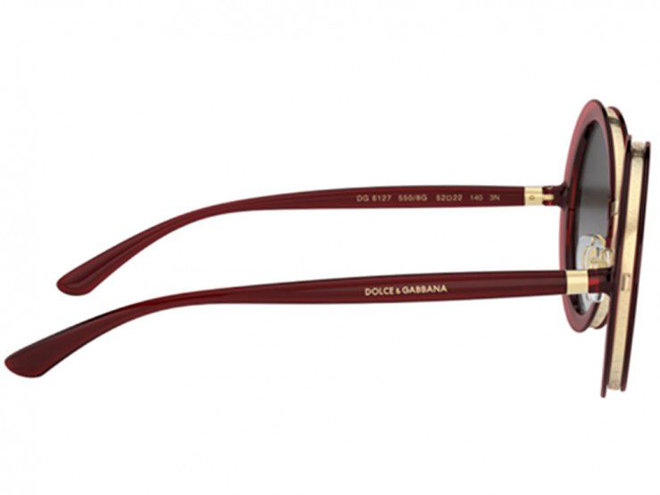 Dolce & Gabbana DG6127 -550/8G  52-22 140 3N