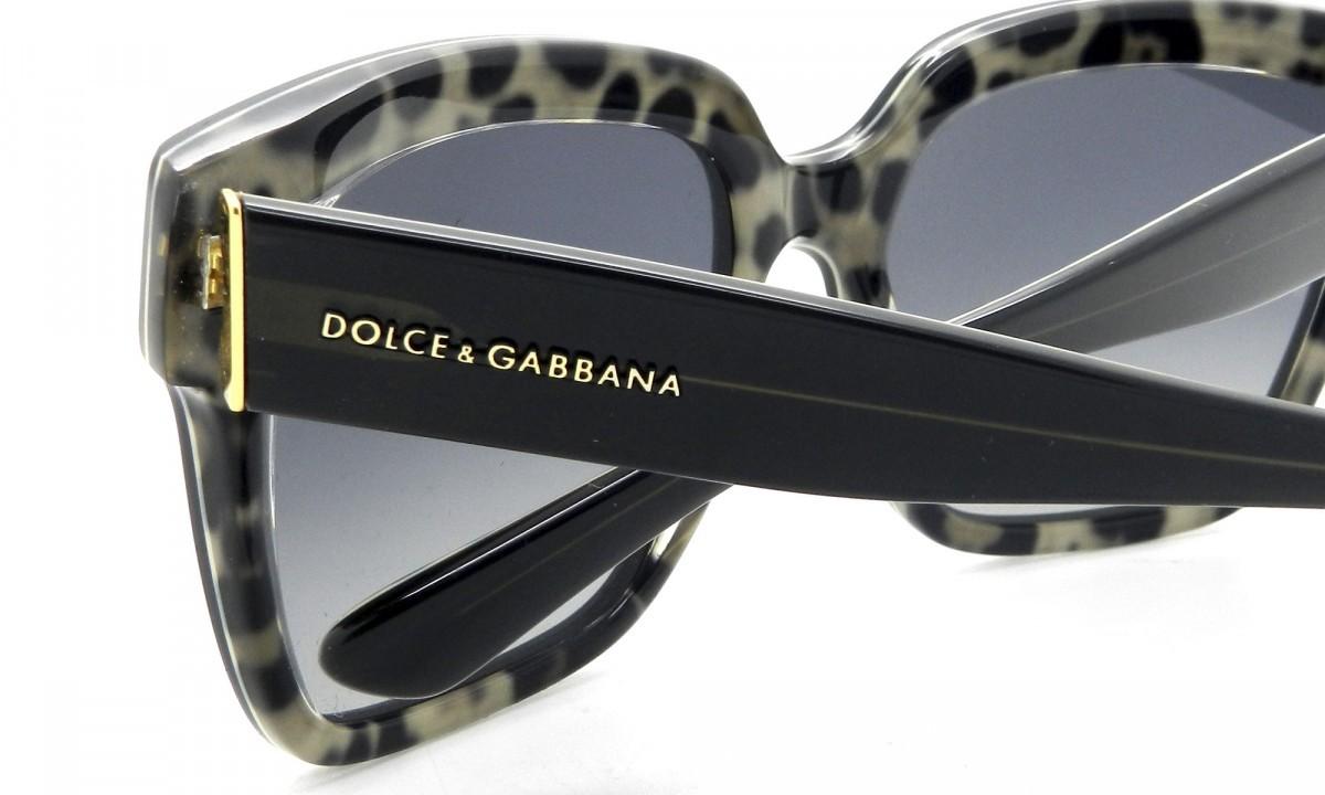 DOLCE&GABBANA DG4234 - Preto - 2857/T3 57-18 140 3P
