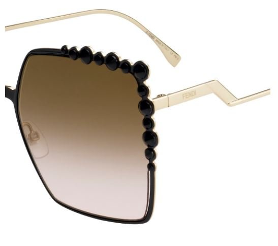 FENDI CAN EYE FF 0259/S 20553 60-19 145